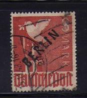 Allemagne Berlin (1948) - 3 M. Surcharge - Oblitere - Gebruikt