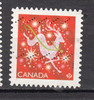 #26, Canada, Noël, Christmas, Renne, Reindeer - Used Stamps