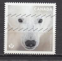 #26, Canada, Ours Plaire, Polar Bear - Oblitérés