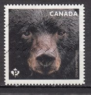 #26, Canada, Ours, Bear - Oblitérés
