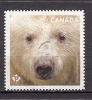 #26, Canada, MNG, Ours, Bear - Oblitérés