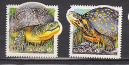 #26, Canada, Tortue, Turtle, Série Complète, Complete Set - Oblitérés