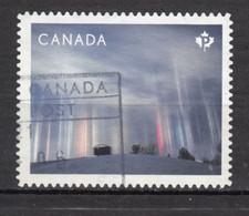 #26, Canada, Météorologie, Meteorology, Aurore Boréale, Northern Lights - Oblitérés