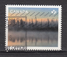 #26, Canada, Météorologie, Meteorology, - Oblitérés