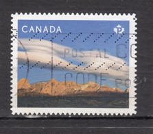 #26, Canada, Météorologie, Meteorology, Nuage, Cloud - Oblitérés