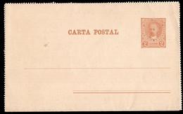Argentina - 1890 - Carta Postal - Juarez Celman - 2 Ctv - A1RR2 - Briefe U. Dokumente
