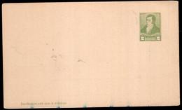 Argentina - 1892 - Carta Postal - Rivadavia - 2 Ctv - A1RR2 - Briefe U. Dokumente
