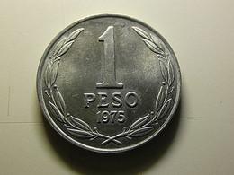 Chile 1 Peso 1975 - Chile