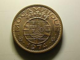 Portuguese Moçambique 1 Escudo 1974 - Portugal