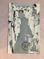 [Carte Maximum / Maximum Card / Maximumkarte] China (P.R.) | Selected Works Of Wu Guanzhong 2020 - Waterway - Moderne