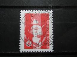 """VEND BEAU TIMBRE DE FRANCE N° 2806 , OBLITERATION """" LANGRES """" !!! - 1989-96 Marianne Du Bicentenaire"""