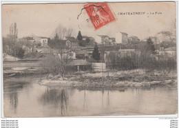 CHATEAUNEUF SUR CHARENTE LA FUIE 1911 - Chateauneuf Sur Charente