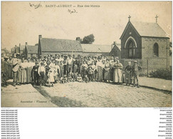 59 SAINT AUBERT. Rue Des Marais 1914 - Unclassified