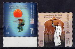 United Arab Emirates 2013.  Sports. Fazza Yola Championship, Free Diving.  MNH - Emiratos Árabes Unidos