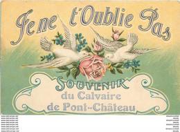 Promotion Club 44 PONT-CHÂTEAU. Souvenir Du Calvaire - Pontchâteau