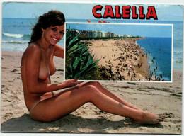 Calella (Costa Del Maresme) - Playa - Barcelona