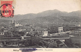 Albania - KORÇË - Bird's Eye View - Publ. Unknwon - Albania