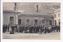 CP 73 MODANE La Gare Les émigrants Italiens - Modane