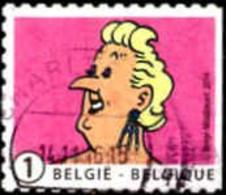 Belgique Poste Obl Yv:4392 Mi:4453 Hergé Moulinsart La Castafiore (cachet Rond) - Usados