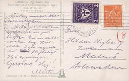 PPC Passionsspiele Oberammergau 1922 (Serie IV No. 23) Jesus Vor Annas OBERAMMERGAU PASSIONSSPIELE 1922 - Cartas
