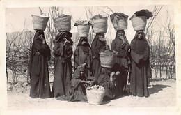 Egypt - LUXOR - Native Women - REAL PHOTO - Publ. G. Tanios - Luxor
