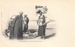 Egypt - NAG HAMMADI - Towel Seller - Publ. A. Bergeret - Sin Clasificación