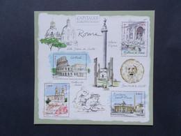 FRANCE -  Blocs Feuillets  N° 53   CAPITALES EUROPEENNES   ROME Année  2002  Neuf XX Sans Charnieres Voir Photo - Ongebruikt
