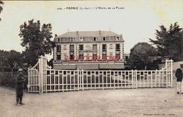 CPA PORNIC - LOIRE ATLANTIQUE - L'HOTEL DE LA PLAGE - Pornic
