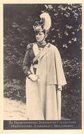 Russia - Empress Alexandra Feodorovna - Publ. Comité Anti-Bolchévique I.e. Anti-Bolshevik Committee In France. - Rusland