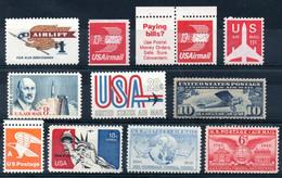 USA - Lot Neufs - - 2b. 1941-1960 Nuevos