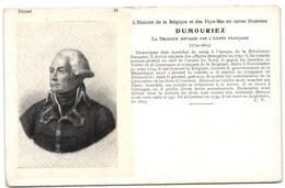 Dumouriez - La Belgique Envahie Par L'Armée Française - Historical Famous People