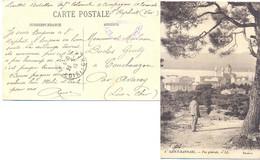 GUERRE 14-18 BATAILLON INF. COLONIALE DE MARCHE 4e Cie 10E Escouade ST RAPHAEL VAR De 6-1916 - Guerre De 1914-18