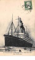 Transport.n°59871.bateau.titanic.le Transatlantique Adriatic - Otros