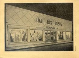 1393... Etablissements VIGNOBOUL. 15 Rue Dominique De Florence. HALL DES TISSUS - Albi