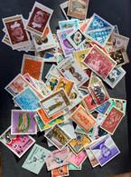 Lot Rwanda  - Mix Jaartallen - Postfris/mint En Afgestempeld - Collections