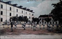 G 2 Carte Postale  écrite Légion En Afrique Du Nord - Sellos Militares Desde 1900 (fuera De La Guerra)