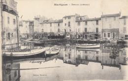 CPA - Martigues - Brescon ( Intérieur ) - Martigues