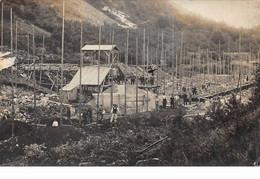 54  . N° 52503 . Bainville Sur Madon.carte Photo.mine Carriere - Otros Municipios