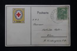 AUTRICHE - Carte Pour Wien En 1914 - L 90173 - Cartas