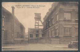 CPA 62 - Hénin-Liétard, Mines De Dourges - Fosse N°2 - Grands Bureaux - Henin-Beaumont