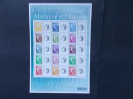 """FRANCE - Timbre Personnalisés  LE  FEUILLETS  N° F 4226 A """" MARIANNE  """" Année  2008 Neuf XX Sans Charnieres Voir Photo - Personnalisés (MonTimbraMoi)"""