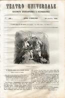 B 3908 - Teatro Universale 1844 - Non Classificati
