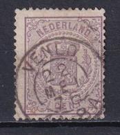 NEDERLAND - YVERT N°18 OBLITERE - COTE = 95 EUR. - Gebraucht