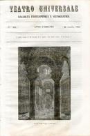 B 3909- Teatro Universale 1844 - Non Classificati