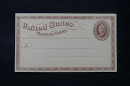 ETATS UNIS - Entier Postal  Non Circulé - L 90177 - ...-1900