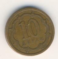 TAJIKISTAN 2006: 10 Diram, KM 3 - Tajikistan