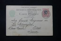 BRÉSIL - Entier Postal De Bahia Pour Paris En 1907 - L 90184 - Enteros Postales