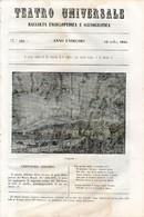 B 3911 - Teatro Universale 1844, Cogoleto - Non Classificati