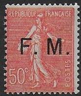 F.M.  N° 6 ** -  Cote : 22 € - Franchigia Militare (francobolli)