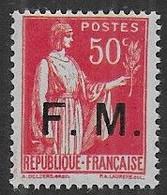 F.M.  N° 7a ** -  Cote : 20 € - Franchigia Militare (francobolli)